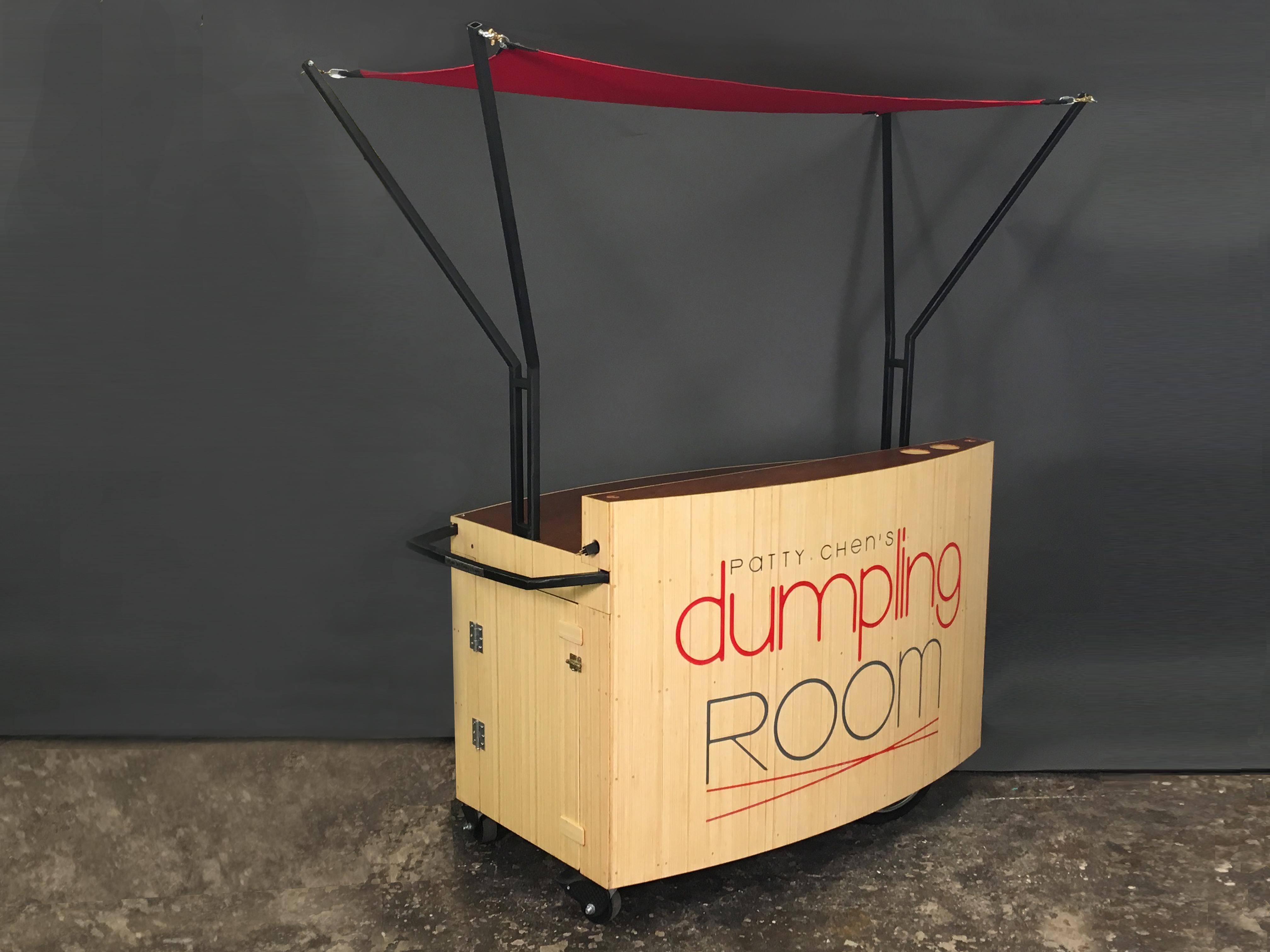 Dumpling Room Cart