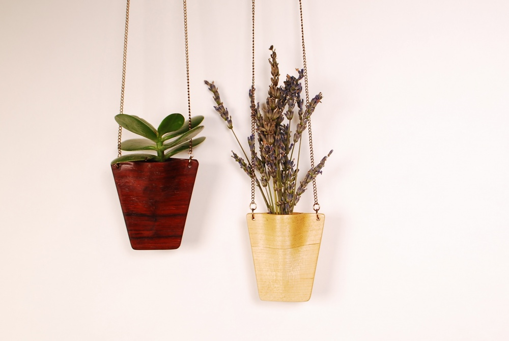 Planter Pendants